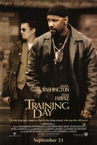 TrainingDayMoviePoster