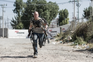Matt Damon stars in TriStar Pictures' ELYSIUM.