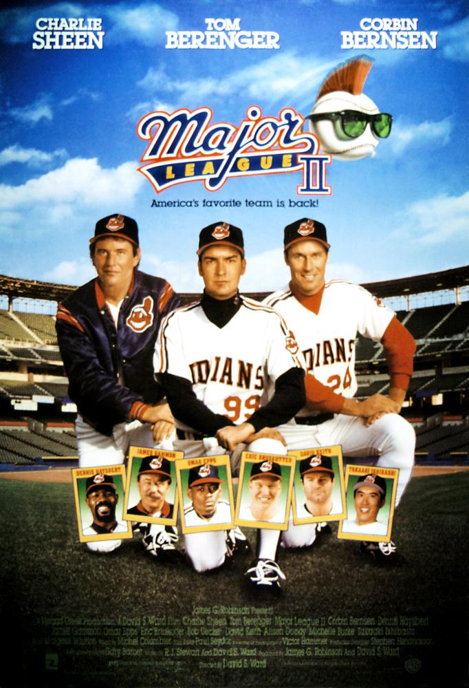 Major League Movie Major League ii Movie Man
