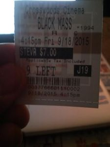 black mass stub