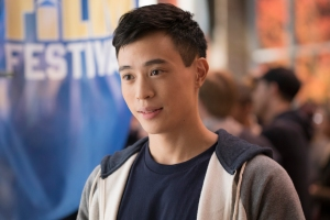 Hayden Szeto in THE EDGE OF SEVENTEEN