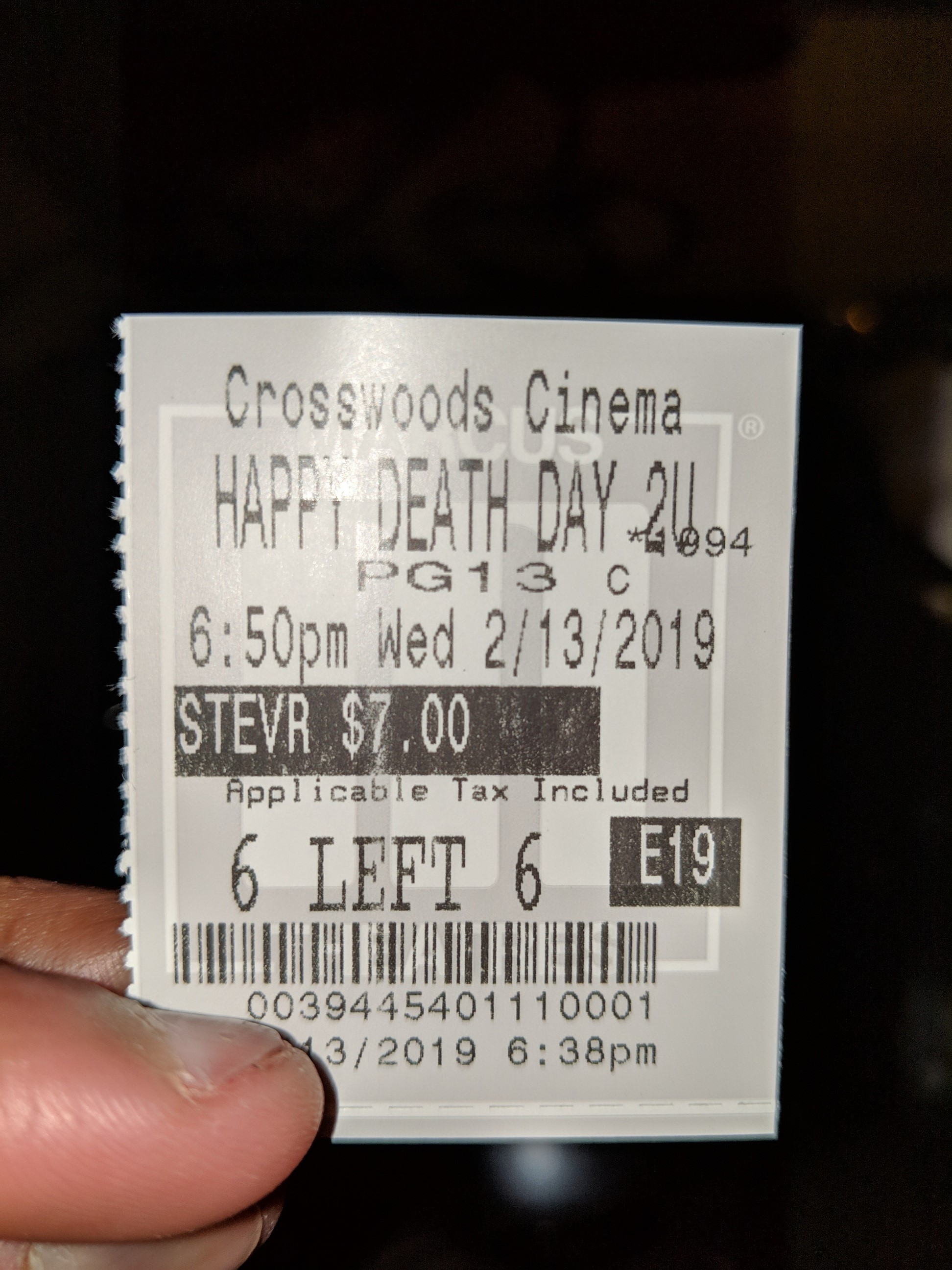 Happy Death Day 2U – MMJ